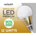 Ampolleta Led 12 Watts Premium