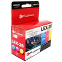 Cartucho Lexmark Color LX1 - 18 ml.