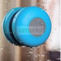 Parlante Bluetooth Waterproof para la ducha