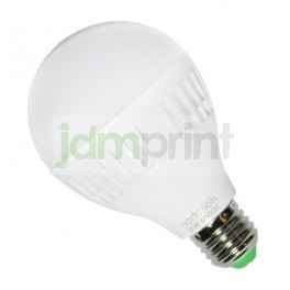 Ampolleta Led 9 Watts Temp. Semifria