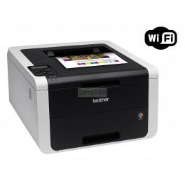 Impresora Láser HL-3170CDW Led Color con Dúplex automático y WiFi