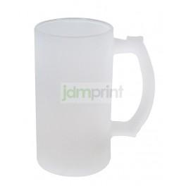 Shoppero sublimable de vidrio 473 ml.