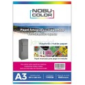 Papel foto magnético glossy Nobucolor A3 1 hoja 640 gr.