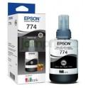 Botella de Tinta Negra Epson 774 Pigmento