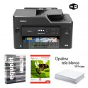 Pack Multifuncional Brother J5330dw + 8 resmas Equalit + opalina + papel foto