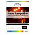 Papel foto glossy adhesivo removible A3 135 gr. 20 hojas