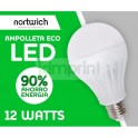 Ampolleta Led 12 Watts Eco