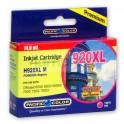 Cartucho Alternativo Cyan Para Hp 920xl 14,6ml.