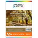 Papel fotográfico glossy brillante Nobucolor A3+ 135 gr. 50 hojas