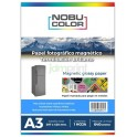 Papel foto magnético glossy Nobucolor A4 1 hoja