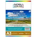 Papel foto pigmentado brillante 220 gr. A3 20 hojas Nobucolor