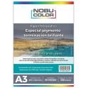 Papel foto pigmentado brillante 250 gr. A3 20 hojas Nobucolor
