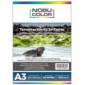 Papel foto profesional Rc brillante 240 gr. A3 20 hojas Nobucolor