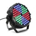 Par LED SLIM 84x3w RGB 3 en 1 Aluminio
