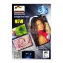Papel Foto Glossy 3D Deutschland A4 250 gr. 20 Hojas