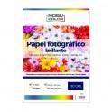 Papel fotográfico glossy brillante Nobucolor A3 180 gr. 20 hojas