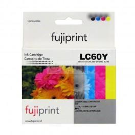Cartucho altern. LC60 Fujiprint colores a elección