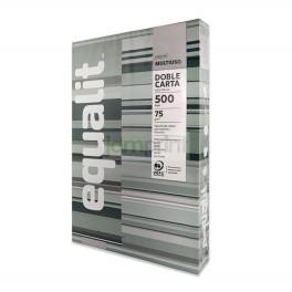 "Resma Papel Doble Carta 11x17"" 75 grs. 500 hojas Equalit"