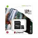 Memoria Micro SD 128GB Kingston Canvas Select