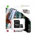 Memoria Micro SD 256GB Kingston Canvas Select