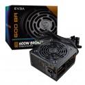 Fuente de Poder EVGA 600W 600BA 80+ Bronze
