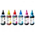 Set Tintas DYE para Epson - 6 colores