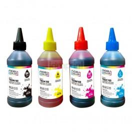 Set Tintas DYE para Epson - 4 Colores