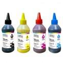 Set Tintas Pigmento/Sublimación para Epson - 4 colores