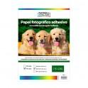 Papel foto glossy adhesivo removible Nobucolor A3 115 gr. 50 hojas
