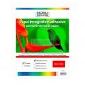 Papel foto matte adhesivo permanente Nobucolor Carta 108 gr. 20 hojas