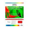 Papel foto glossy adhesivo permanente Nobucolor A3+ 135 gr. 20 hojas