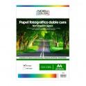 Papel fotográfico matte Nobucolor A3+ 200 gr. 20 hojas