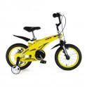 Bicicleta Aro 12 Lanq Fd Amarilla