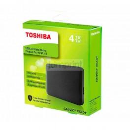 Disco Duro Externo Toshiba Canvio Ready 4TB