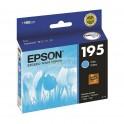 Cartucho Epson Original T195 3 ml. - colores a elección